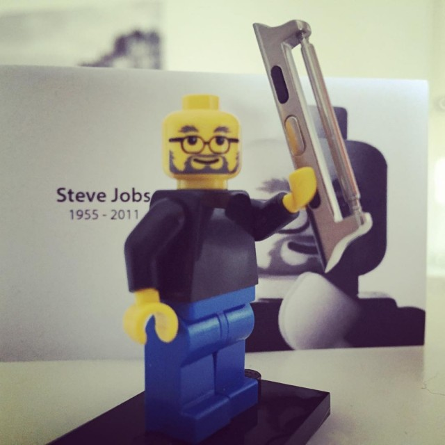 stevejobsfilm Steve and us love your film  Adapter AppleWatchhellip