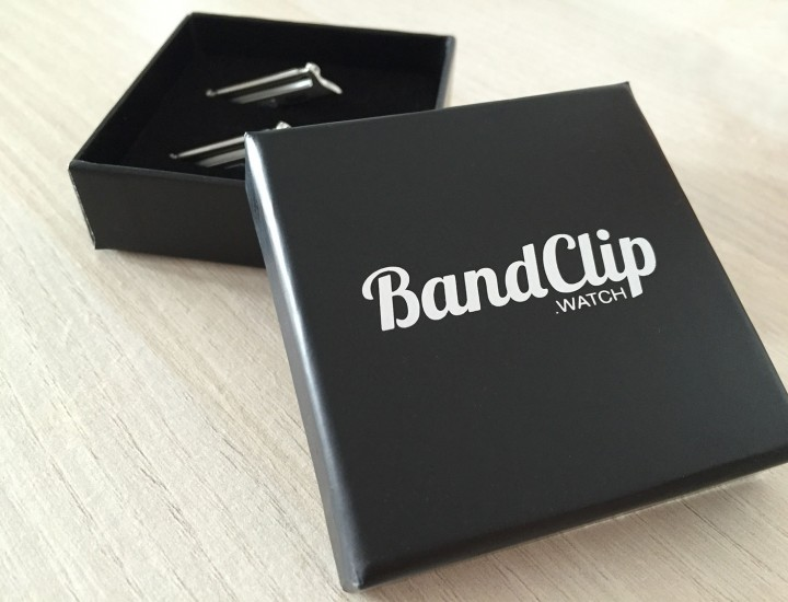 New BandClip Beautiful Black Box